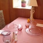 Menu gastronomique Pavillon Saint-Hubert Oise