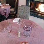 Carte desserts pavillon Saint-Hubert Gouvieux