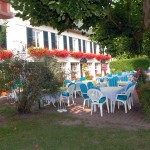 Restaurant pavillon Saint-Hubert Gouvieux Oise